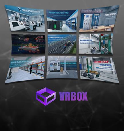 VRBOX-VR行业内容平台