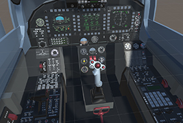 军用设备维修体系虚拟仿真系统