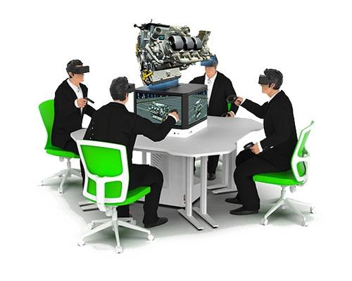 VR-Group 棱境