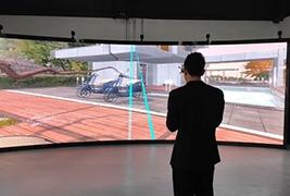 无锡职业技术学院-虚拟仿真实训中心
