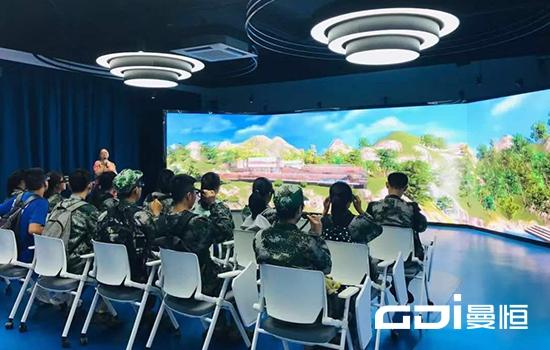 上海应用技术大学-虚拟交互教育创新中心