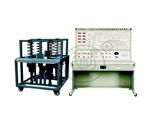 THCEFC-1型 汽车发动机拆装运行实训考核装置(大众桑塔纳2000)